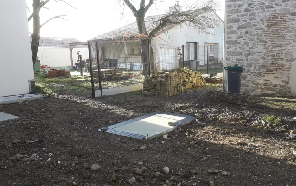 Fabrication d'abris de jardin sur Froidfond